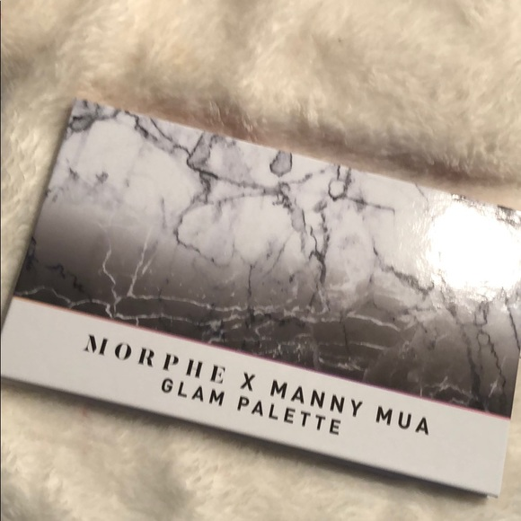 Morphe Other - Glam palette eyeshadow's